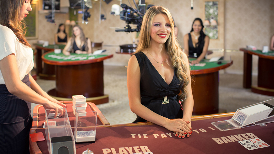 Dedicated Live Casino Dealers