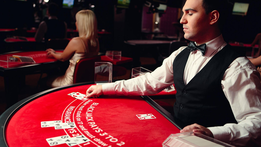 Feel Like You Play in a Real Live Casino