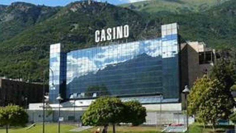 Casino Aosta Valley in Italy