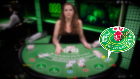 Live Dealer Blackjack: Bet Behind Explained