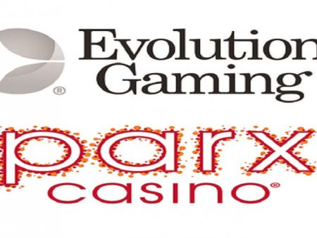 US-Based Parx Casino Chooses Evolution Gaming to Power Its Online Live Dealer Casinos