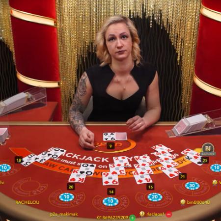 Live Speed Blackjack: No More Waiting to Make a Move
