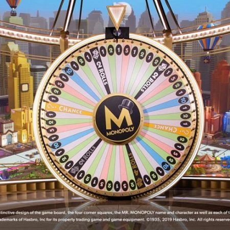 """Pass """"GO"""" on Monopoly Live at LeoVegas and Collect a Share of $10,000!"""