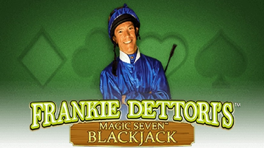 Playtech Launches Frankie Dettori's Magic Seven All Bets Blackjack with Ladbrokes Casino