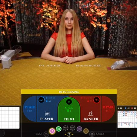 Lowdown on Live Baccarat Side Bets