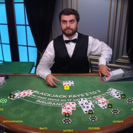 Can You Rely on Card Counting when Playing Live Blackjack?
