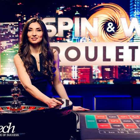 Playtech Launches an Exclusive Spin & Win Live Roulette Game in Partnership with PokerStars