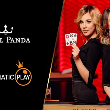 Royal Panda Now Has Access to Pragmatic Play's Live Casino Products