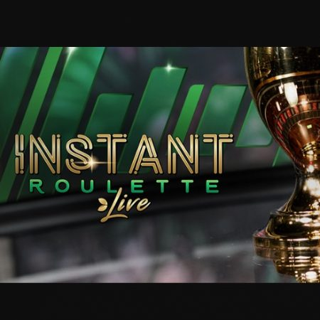 Play the New Instant Roulette Live at Unibet for a Chance to Grab a Special Prize!