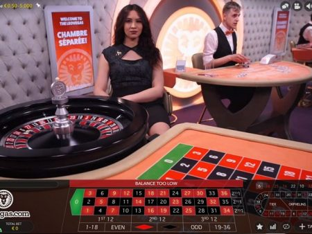 Play Live Roulette at LeoVegas Casino to Win a Share of €2,500 in Cash!