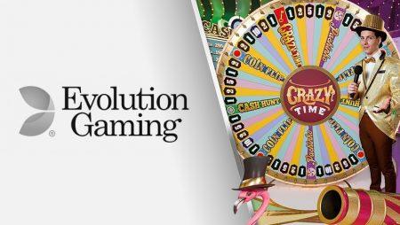 Evolution Gaming Crazy Time: Alles was es zu wissen gibt