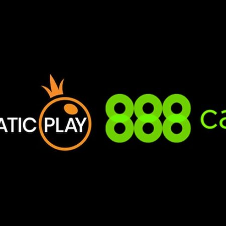 Pragmatic Play to Launch Its Live Casino and Slot Games with 888 Casino