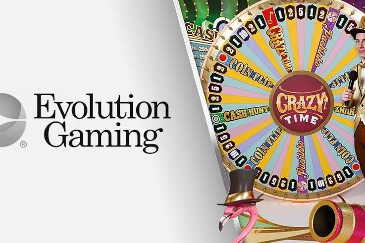Evolution Gaming Crazy Time: ¿Qué sabemos hasta ahora?