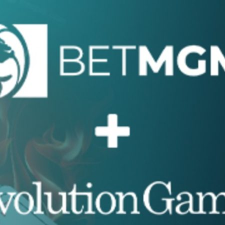 Evolution Gaming and BetMGM Sign a Deal for US Market Expansion