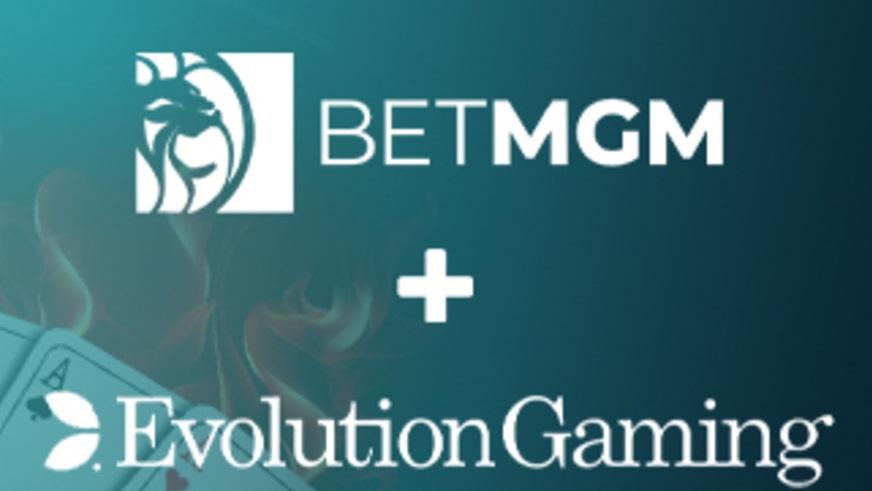 Evolution Gaming and BetMGM Sign a Deal for US Market Expansion