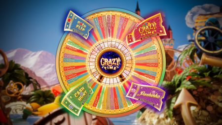 Evolution Crazy Time Bonus Rounds & Best Playing Strategy