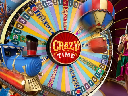Most Popular Money Wheel Live Casino Game Shows