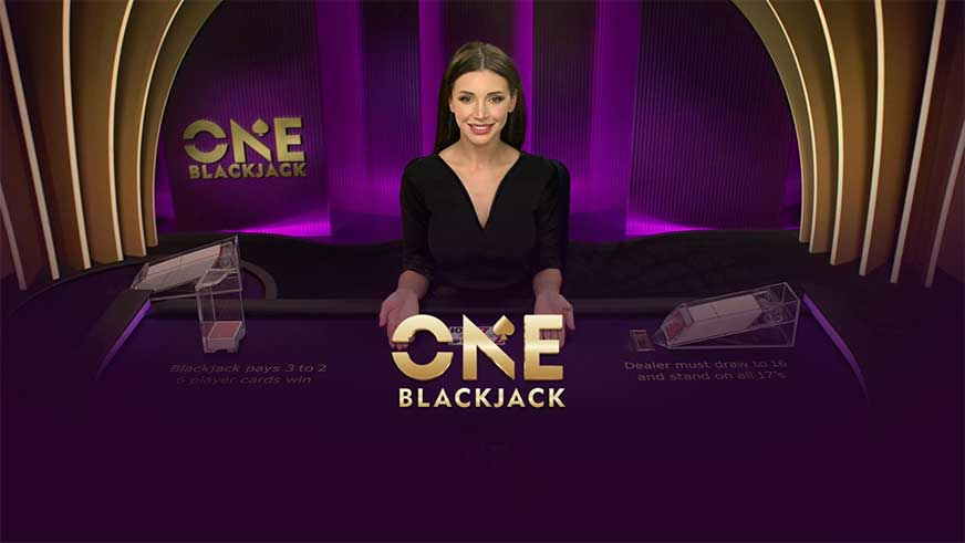 Learn to Play ONE Blackjack Live by Pragmatic Play