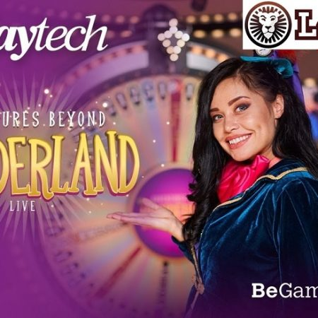 Play Adventures Beyond Wonderland at LeoVegas and Win with the Cheshire Cat Bonus!