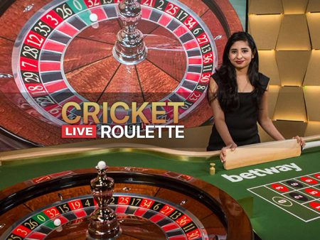 Authentic Launches Exclusive Cricket Live Roulette with Betway
