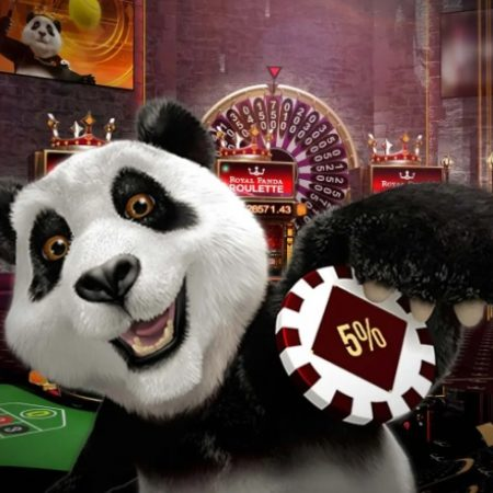 Do Not Miss Out on the 5% Top Up Bonus for All Depositors at Royal Panda Casino!