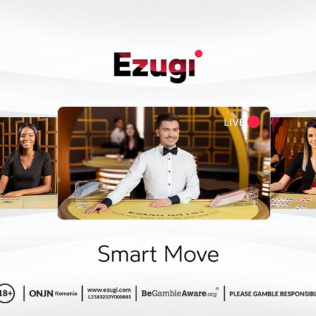 Ezugi Steps into the Modern Era of Live Casino Gaming with a Contemporary Rebrand