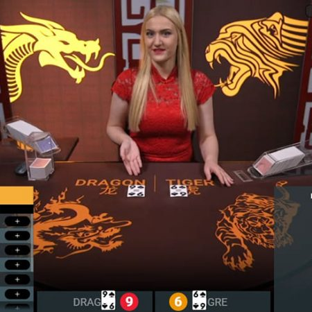 Playtech Expands Bet on Live Games with Bet on Dragon Tiger
