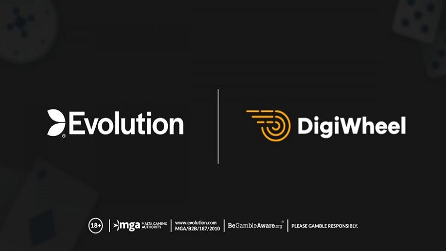 Evolution Is Set to Acquire DigiWheel, the Developer of HD Gaming Wheels