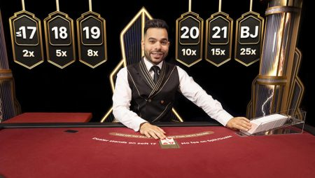 Evolution Lightning Blackjack Live: How to Play, Payouts & Features
